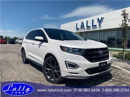 2016 Ford Edge Sport (Stk: 25936c) in Tilbury - Image 1 of 20