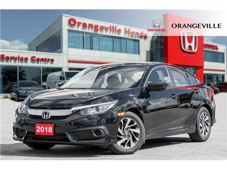 2018 Honda Civic EX (Stk: F20190A) in Orangeville - Image 1 of 21