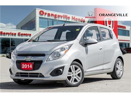 2014 Chevrolet Spark LS CVT (Stk: H20043A) in Orangeville - Image 1 of 16
