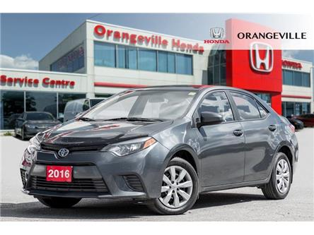 2016 Toyota Corolla LE (Stk: V20078A) in Orangeville - Image 1 of 18