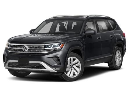 2021 Volkswagen Atlas 3.6 FSI Highline (Stk: V5496) in Newmarket - Image 1 of 9