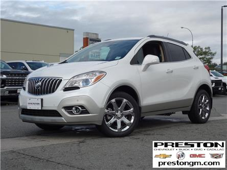 2014 Buick Encore Premium (Stk: 0210681) in Langley City - Image 1 of 28