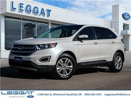 2016 Ford Edge SEL (Stk: U5418) in Stouffville - Image 1 of 29