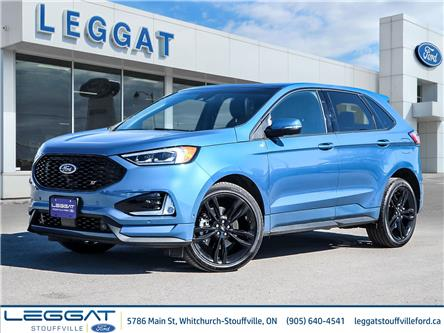 2020 Ford Edge ST (Stk: L5423) in Stouffville - Image 1 of 29