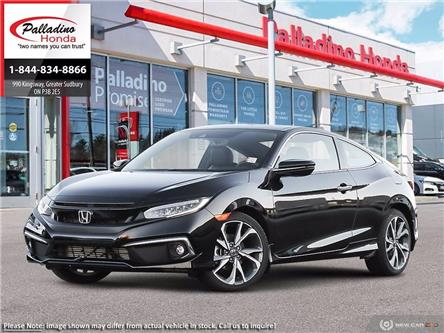 2020 Honda Civic Touring (Stk: 22696) in Greater Sudbury - Image 1 of 23