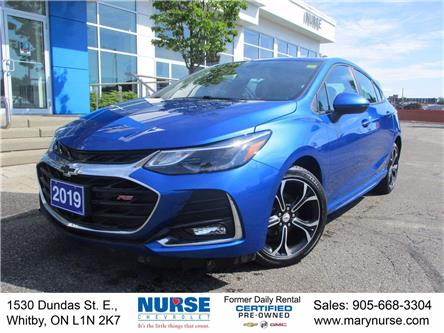 2019 Chevrolet Cruze LT (Stk: 10X356) in Whitby - Image 1 of 29