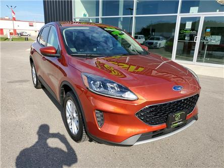 2020 Ford Escape SE (Stk: DR5728 Ingersoll) in Ingersoll - Image 1 of 30