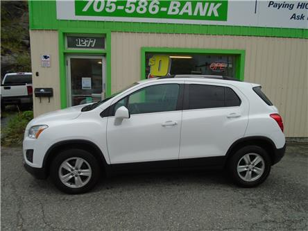 2015 Chevrolet Trax 2LT (Stk: ) in Sudbury - Image 1 of 6