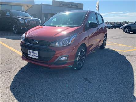 2021 Chevrolet Spark 1LT CVT (Stk: 46660) in Strathroy - Image 1 of 6