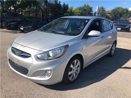 2013 Hyundai Accent GLS (Stk: 2008241) in Waterloo - Image 1 of 3