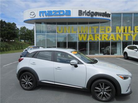 2016 Mazda CX-3 GT (Stk: ) in Hebbville - Image 1 of 21