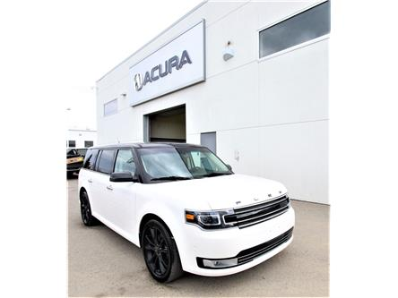 2019 Ford Flex Limited (Stk: PW0154) in Red Deer - Image 1 of 18