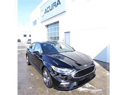 2017 Ford Fusion V6 Sport (Stk: PW0155) in Red Deer - Image 1 of 20