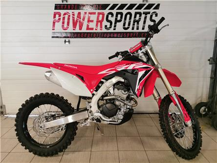 2021 Honda CRF250RX COMPETITION/CROSS COUNTRY (Stk: 21HD-006) in Grande Prairie - Image 1 of 3