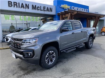 2021 Chevrolet Colorado Z71 (Stk: M6003-21) in Courtenay - Image 1 of 12