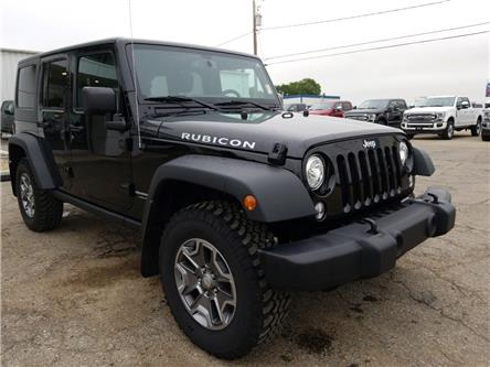 2018 Jeep Wrangler JK Unlimited Rubicon (Stk: 20155A) in Wilkie - Image 1 of 23