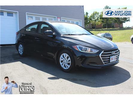 2018 Hyundai Elantra LE (Stk: 02764A) in Saint John - Image 1 of 18