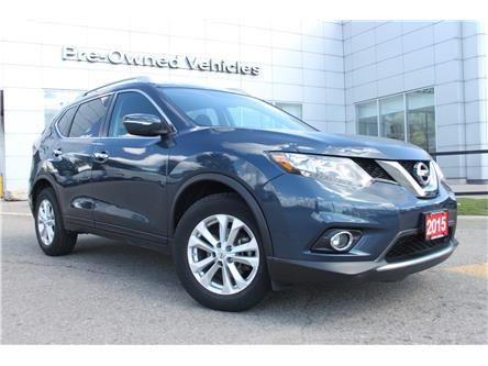 2015 Nissan Rogue SV (Stk: ) in Toronto - Image 1 of 16