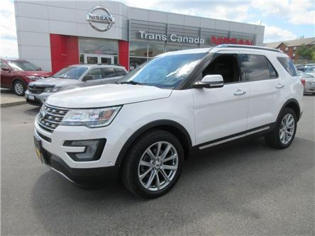 2017 Ford Explorer Limited (Stk: C91407A) in Peterborough - Image 1 of 29