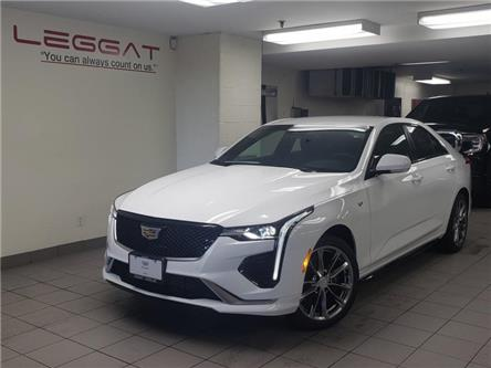 2020 Cadillac CT4 Sport (Stk: 209017) in Burlington - Image 1 of 16