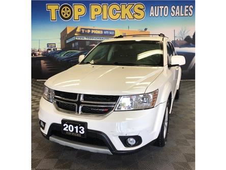 2013 Dodge Journey SXT/Crew (Stk: 708192) in NORTH BAY - Image 1 of 25