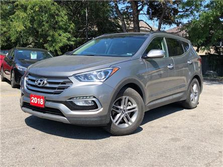 2018 Hyundai Santa Fe Sport Luxury | LEATHER PANO ROOF |AWD| NAVIGATION (Stk: 5724) in Stoney Creek - Image 1 of 18