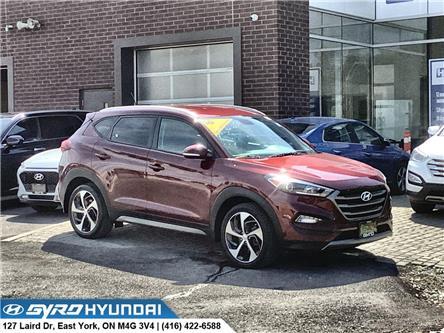 2016 Hyundai Tucson Premium 1.6 (Stk: H5921) in Toronto - Image 1 of 28