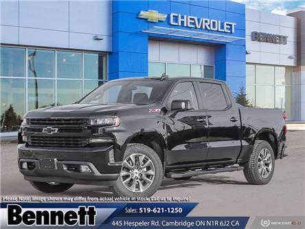 2020 Chevrolet Silverado 1500 RST (Stk: 200842) in Cambridge - Image 1 of 23