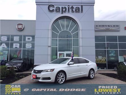 2017 Chevrolet Impala 2LZ (Stk: L00513A) in Kanata - Image 1 of 26