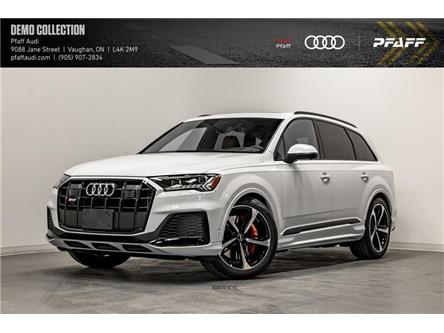 2020 Audi SQ7 4.0T (Stk: T18559) in Vaughan - Image 1 of 22