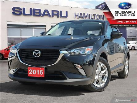 2016 Mazda CX-3 GS (Stk: U1594A) in Hamilton - Image 1 of 26
