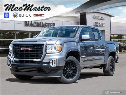 2021 GMC Canyon Elevation (Stk: 21008) in Orangeville - Image 1 of 29