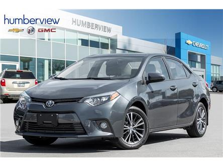 2016 Toyota Corolla LE (Stk: 20CL024A) in Toronto - Image 1 of 20