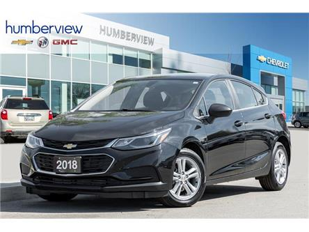 2018 Chevrolet Cruze LT Auto (Stk: APR8099) in Toronto - Image 1 of 20