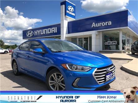 2017 Hyundai Elantra  (Stk: 221831) in Aurora - Image 1 of 21