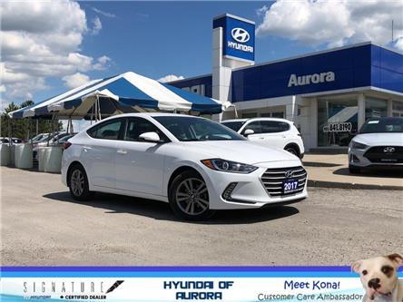 2017 Hyundai Elantra GL (Stk: L5215) in Aurora - Image 1 of 21