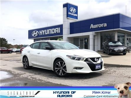 2016 Nissan Maxima  (Stk: 516511) in Aurora - Image 1 of 23