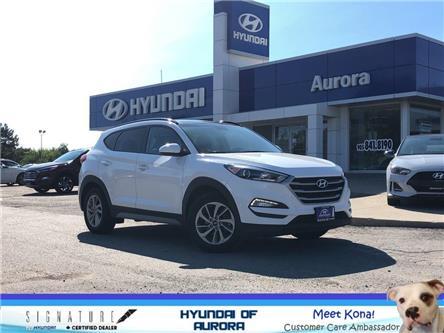 2018 Hyundai Tucson  (Stk: 5186) in Aurora - Image 1 of 22