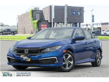 2019 Honda Civic LX (Stk: 025897) in Milton - Image 1 of 19