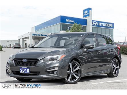 2018 Subaru Impreza Sport-tech (Stk: 708318) in Milton - Image 1 of 23