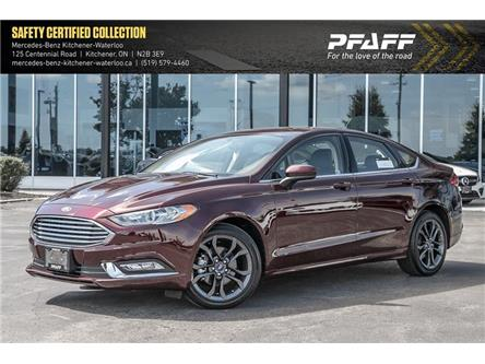2018 Ford Fusion SE (Stk: 39685B) in Kitchener - Image 1 of 22