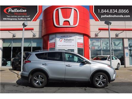 2018 Toyota RAV4 XLE (Stk: 22374B) in Greater Sudbury - Image 1 of 32