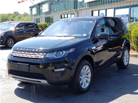 2019 Land Rover Discovery Sport HSE (Stk: 10862) in Lower Sackville - Image 1 of 26