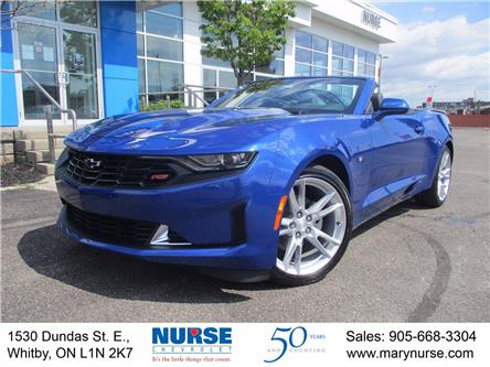 2021 Chevrolet Camaro 2LT (Stk: 21C001) in Whitby - Image 1 of 25