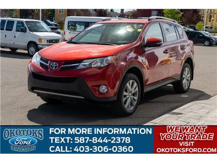 2013 Toyota RAV4 Limited (Stk: B81714) in Okotoks - Image 1 of 26