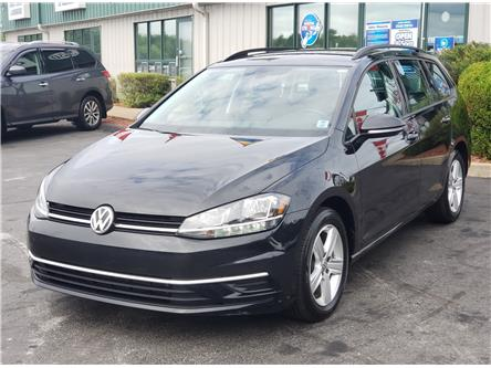 2019 Volkswagen Golf SportWagen 1.8 TSI Comfortline (Stk: 10856) in Lower Sackville - Image 1 of 20