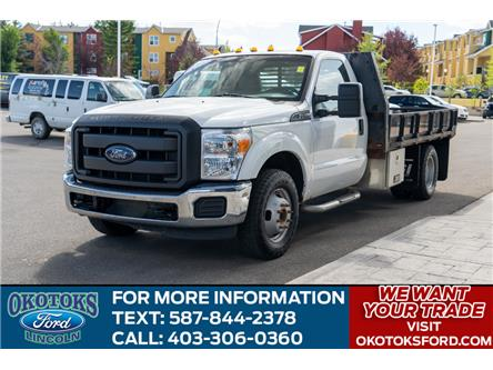 2014 Ford F-350 Chassis XL (Stk: X10001) in Okotoks - Image 1 of 18