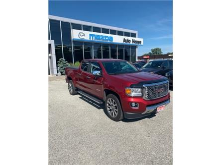 2018 GMC Canyon Denali (Stk: M4345) in Sarnia - Image 1 of 12