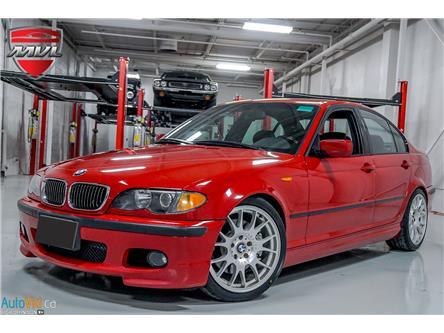 2004 BMW 330i  (Stk: ) in Oakville - Image 1 of 38