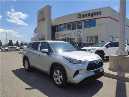 2020 Toyota Highlander LE (Stk: 20558) in Bowmanville - Image 1 of 7